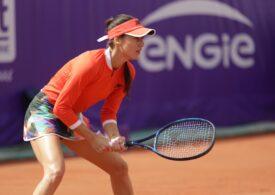 Sorana Cîrstea, învinsă în primul tur la Ostrava