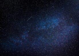 Privește cerul măcar o oră, după miezul nopții: Vei vedea stele căzătoare din coadă de cometă