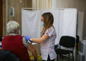 Un nou record de vaccinare - aproape 120.000 de persoane în 24 de ore