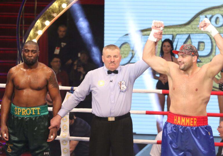 Boxerul român Cristian Ciocan, victorie prin KO în gala profesionistă de la Koln