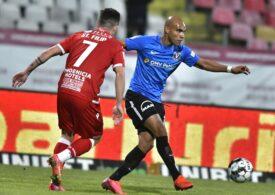 Liga 1: Dinamo a învins-o pe Viitorul la Ovidiu