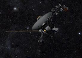 """Sonda Voyager 1 a înregistrat un misterios """"zumzet"""" în spaţiul interstelar"""