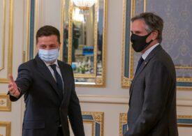 """Secretarul de stat al SUA cere Rusiei, de la Kiev, să """"înceteze acţiunile lipsite de raţiune şi agresive"""""""