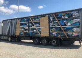 Berceanu: Până acum s-au trimis înapoi de 4 ori mai multe containere cu deșeuri decât în tot anul 2020
