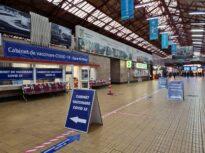 După Piața Obor și aeroport, s-a deschis centru de vaccinare antiCovid și la Gara de Nord