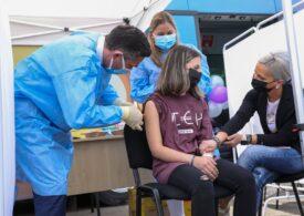 Vaccinarea în ultimele 24 de ore: Copiii trag în sus numărul de vaccinați