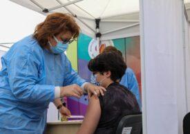Numărul de persoane vaccinate crește ușor. Johnson&Johnson devine tot mai căutat