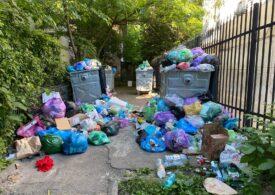 Romprest ridică din nou gunoiul din Sectorul 1, după ce a găsit unde să-l ducă UPDATE