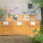 Într-o zonă din Bucureşti a apărut o mini-stație de compost. Cum a apărut şi la ce foloseşte