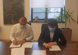 Lucrările la pasajul Doamna Ghica vor fi reluate în iulie. Radu Mihaiu și Nicușor Dan au semnat actele și promit deblocarea zonei până în septembrie