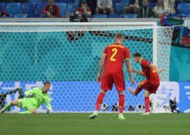 EURO 2020: Belgia s-a distrat cu Rusia în derbiul grupei B