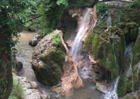 De ce n-a încercat Romsilva să salveze cascada Bigăr: În timp, se va regenera