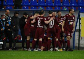 CFR Cluj își cunoaște lista de posibili adversari pentru turul I preliminar din Champions League