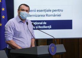 Ghinea: Am încercat să fac cât mai consensual acest PNRR, m-am văzut cu PSD de câte ori au vrut. Din păcate, au un ton complet isteric