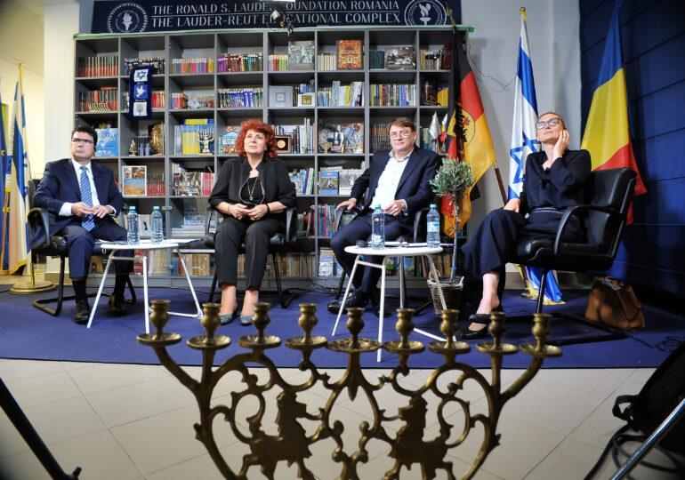 Proiect cultural-educațional inedit: Moștenirea evreiască germană în muzică, istorie, teatru și artă