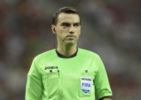 UEFA a anunțat primul meci de la EURO 2020 cu o brigadă de arbitri din România