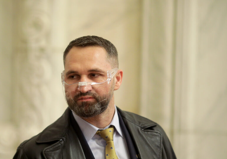 Un deputat ales pe listele AUR a fost condamnat definitiv la închisoare într-un dosar cu acte de violență