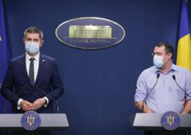 Barna și Orban anunță că îl susțin pe ministrul Ghinea, vizat azi de moțiune: Vedem doar o disperare a PSD că România se va dezvolta