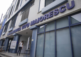 """Percheziţii la Universitatea Titu Maiorescu, pentru vânzarea ilegală de apartamente, în centrul Capitalei. <span style=""""color:#ff0000;font-size:100%;"""">UPDATE</span> Reacţia universităţii"""