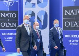 Trei reușite ale României la summit-ul NATO