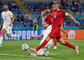Presa internațională este la picioarele Italiei, la capătul succesului clar de la debutul EURO 2020 cu Turcia