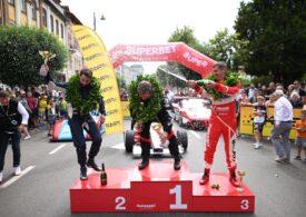 Super Rally: Jerome France obține al doilea succes consecutiv