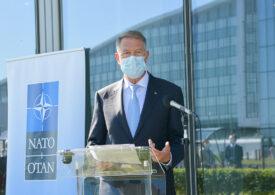 Iohannis: Scutul antirachetă are numai rol defensiv. Nu intenţionăm să atacăm pe nimeni cu el (Video)