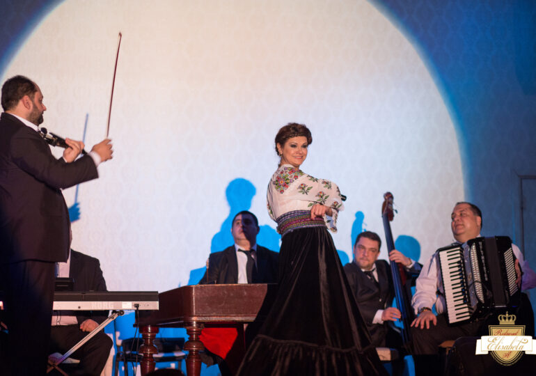 Comediile și spectacolele muzicale s-au întors la Teatrul și Restaurantul Elisabeta