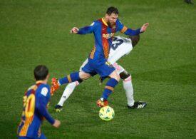 Leo Messi ar fi ajuns la o înțelegere pentru prelungirea contractului cu Barcelona - presă