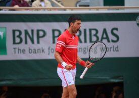 Novak Djokovici stabilește un record uriaș la Roland Garros și îl depășește chiar și pe Rafa Nadal pe zgura pariziană