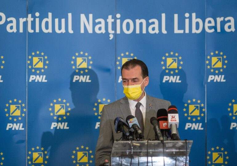 PNL trebuie să fie un partid puternic legat de Biserică, susține Orban