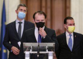 Cîțu promite liberalilor din București că rupe alianța cu USR-PLUS dacă ajunge președintele PNL. Vlad Voiculescu îl ironizează