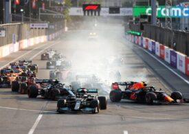 Câștigător surpriză al Marelui Premiu al Azerbaidjanului la Formula 1