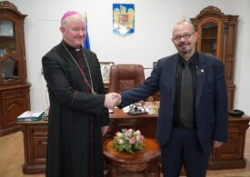 Piedone promite prima biserică catolică, din Sectorul 5