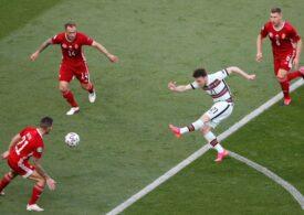 EURO 2020: Portugalia învinge Ungaria la scor, deși a tremurat până în minutul 85
