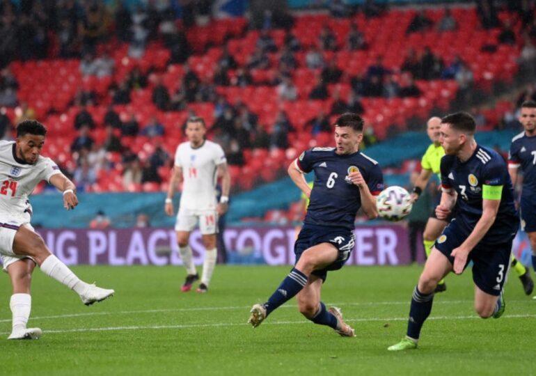 EURO 2020: Remiză în duelul orgoliilor dintre Anglia și Scoția