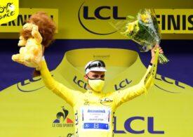 Julian Alaphilippe a câștigat prima etapă din Turul Franței