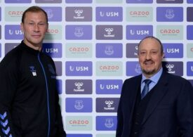 Rafa Benitez a semnat cu o nouă echipă