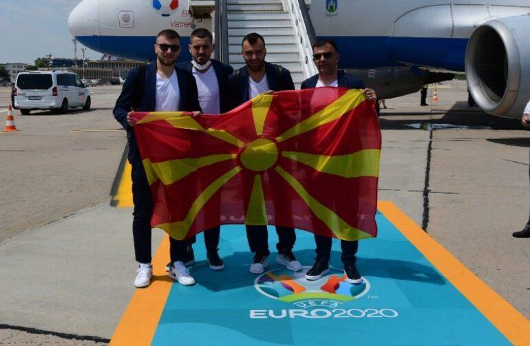"""Jucător al Macedoniei de Nord, dezamăgit că nu a văzut Bucureștiul: """"E ca la închisoare aici"""""""