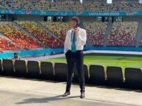 Decizia luată de FRF după ce Hagi și Popescu au stat la tribuna a II-a, iar politicienii la VIP, la primul meci de la EURO 2020