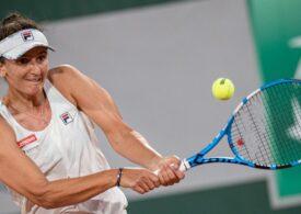 Irina Begu elimină o favorită și se califică în turul 3 la Wimbledon