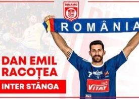 Dinamo face un transfer important la handbal