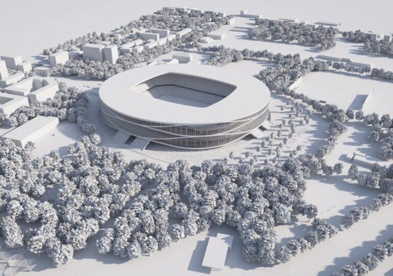 Timișoara va avea un stadion de 122 de milioane de euro (Foto)
