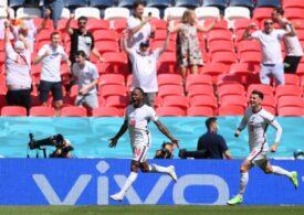 EURO 2020: Anglia începe cu o victorie contra Croației