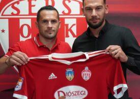 Sepsi OSK a anunțat două transferuri de play-off - oficial