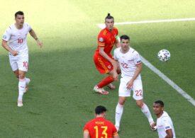 EURO 2020: Remiză plină de suspans între Elveția și Țara Galilor