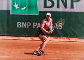 Ana Bogdan, eliminată de la Roland Garros după un meci dramatic