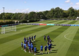 Selecționerul Angliei a prefațat meciul de mâine cu naționala României