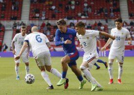 """Notele acordate de BBC după meciul Anglia - România: Cel mai bun și cel mai slab """"tricolor"""""""