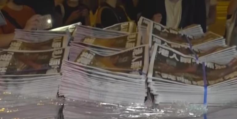 Hong Kong: Fostul redactor-şef al Apple Daily a fost arestat